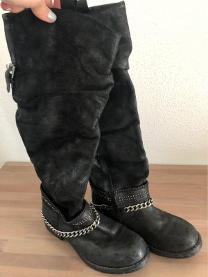 Stiefel in Used Optik