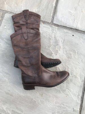 Kennel und Schmenger Jackboots brown-dark brown