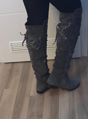 Stiefel-kniehoch