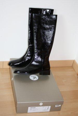 Stiefel, Lackleder, neu mit Etikett, von Peter Kaiser