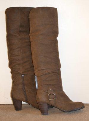 Annette Görtz Heel Boots brown leather