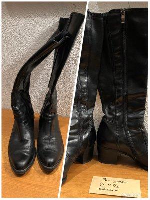 Stiefel, Leder, Größe 4 1/2, von Paul Green