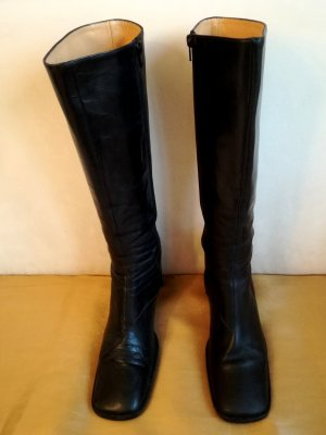 Stiefel, Leder, Made in Italy