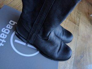 Stiefel Leder neuwertig von BAGATT