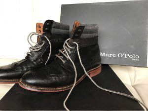Marc O'Polo Lace-up Boots multicolored