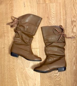 Wide Calf Boots multicolored