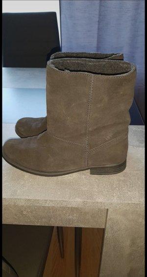 Vestino Winter Boots grey-grey brown