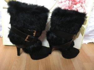 Stiefel mit Echtfell Elisabetta Franchi 36