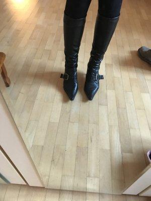 Stiefel mit elastischem Schaft