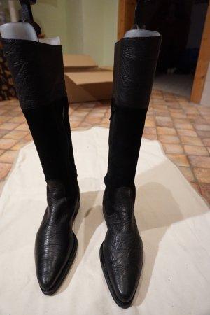 Stiefel Nebuloni schwarz Größe 38 NP 360€