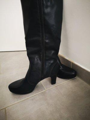 Stiefel neu schwarz