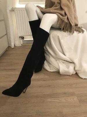 Stiefel Overknees