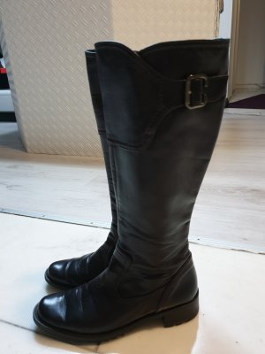 Paul Green Slouch Boots brown