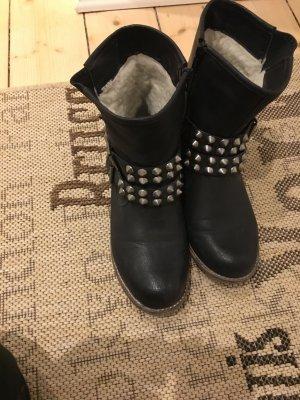 Stiefel Rieker, Größe 38