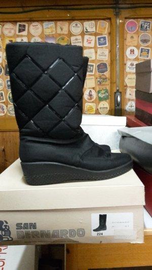 Stiefel San Bernardo schwarz