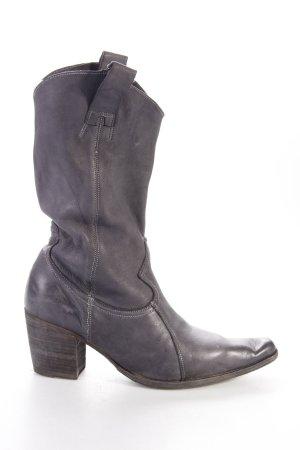 Boots slate gray