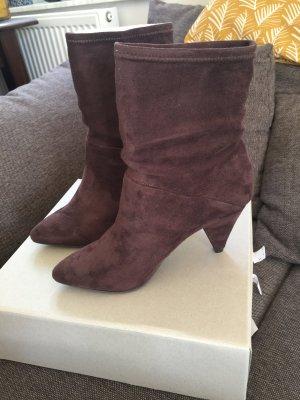 Stiefel Schuhe Stiefelette Braun urban outfitters neu Größe 39
