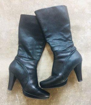 Gerry Weber Jackboots black leather