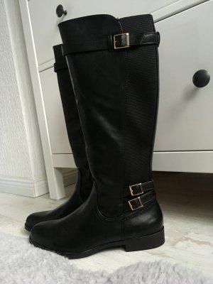 Stiefel schwarz Graceland