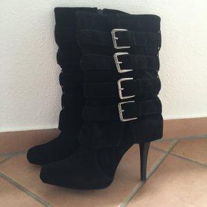 Stiefel schwarz neu Gr. 41 Graceland