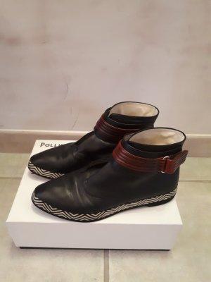 Stiefel, Sriefelette, Schuhe von Pollini, sehr hochwertig