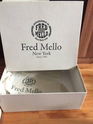 Stiefel Stiefeletten Fred Mello New York 39 Leder