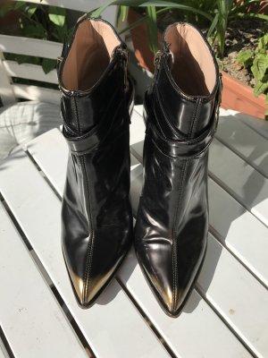 Stiefel Stiefeletten Pura Lopez 37 NEUW NP 399€