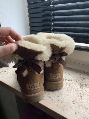 Stiefel Ugg-beige