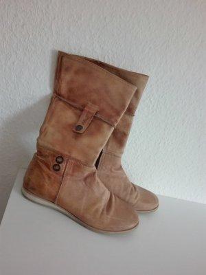 Stiefel (ungefüttert) braun / Footloose Style