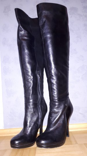 5th Avenue High Heel Boots black