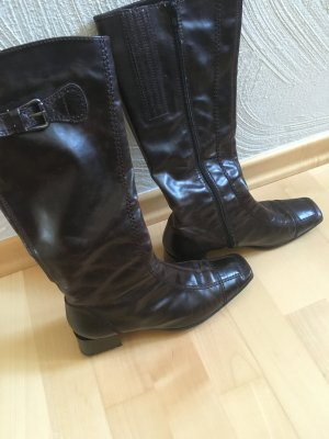 ara High Boots brown
