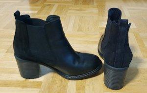 Buffalo Korte laarzen zwart