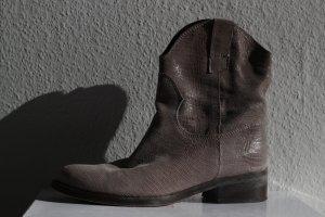 Stiefel von CaféNOIR, glänzend