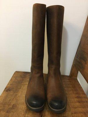 Stiefel von Clarks braun
