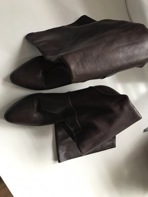 Coccinelle High Heel Boots black brown