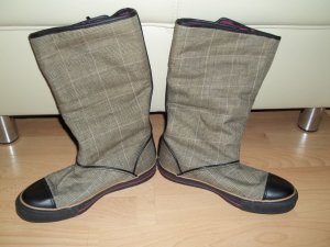 Stiefel von Converse Gr. 38 kariert gefüttert