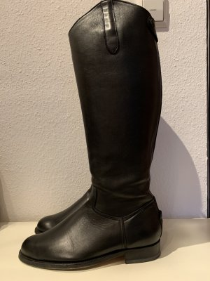 Riding Boots black leather