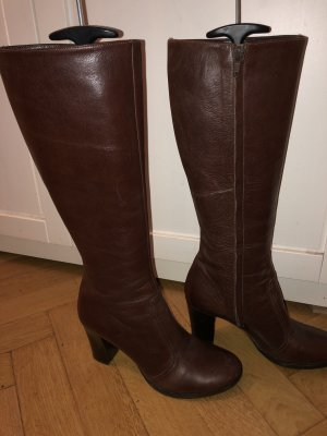 Enrico Antinori Jackboots cognac-coloured-brown