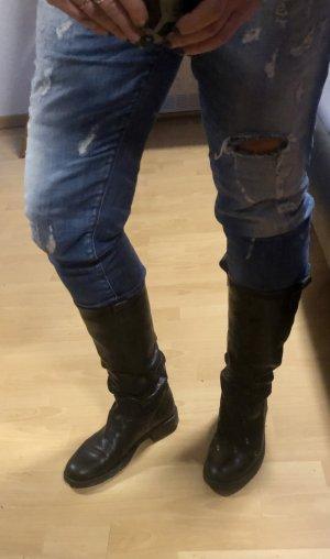 Stiefel von Fioretini & Baker schwarz 37,5