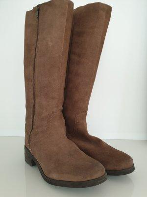 Gaastra Bottes à l'écuyère gris brun