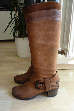 Stiefel von GÖRTZ aus Rindsleder / Größe 38