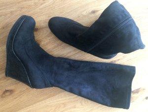 Graceland Platform Boots black