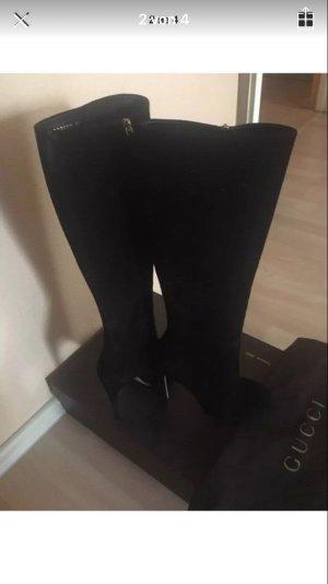 Stiefel von Gucci. Original