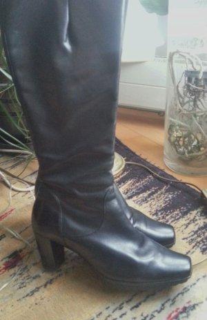 Stiefel von Högl, schwarz, Leder, Größe 38 (5)