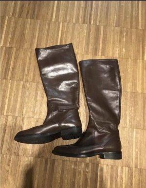 Hugo Boss Botas de equitación marrón
