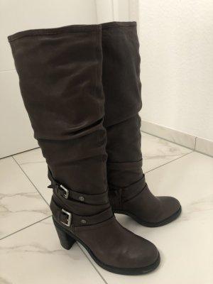 Stiefel von Jette wie neu in dunkelbraun