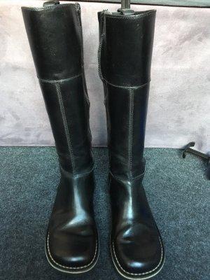 Stiefel von Kickers, schwarz, Gr. 39