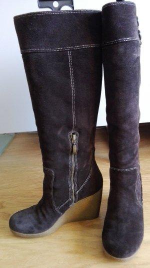 Stiefel von Killah Wildleder Gr. 37 braun