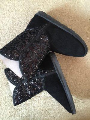 Stiefel von Les Tropeziennes mit Pailletten