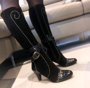 Heel Boots black